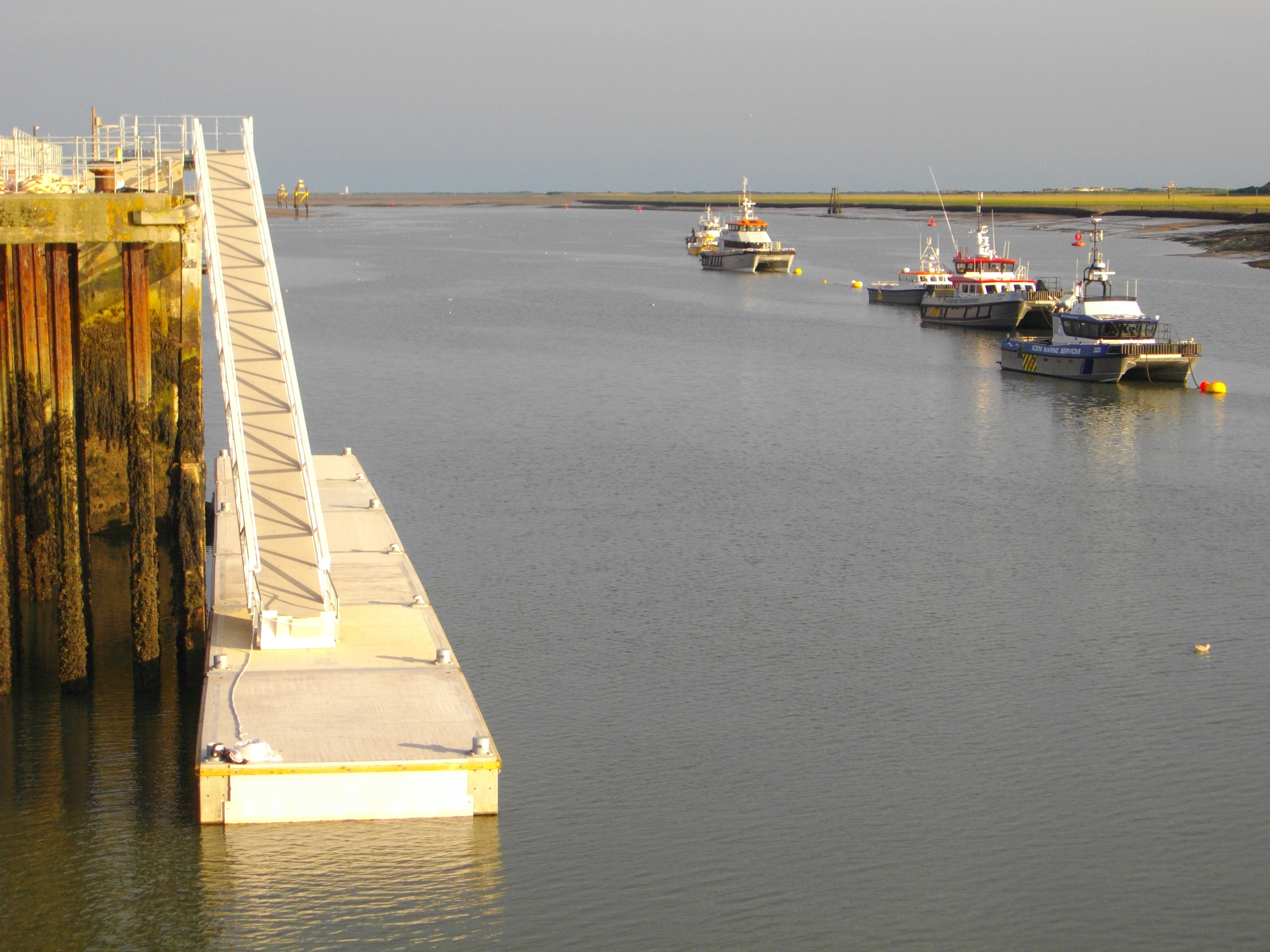 Offshore Design Engineering pontoon, Barrow-in-Furness