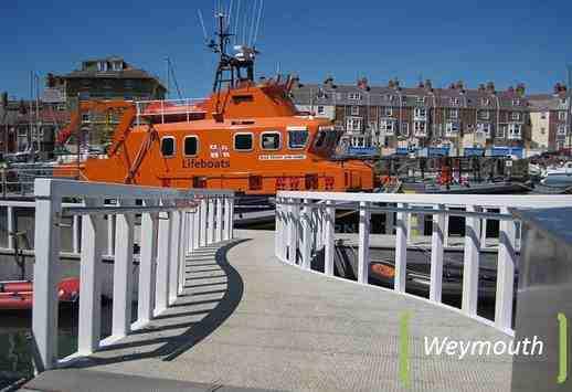 RNLI Weymouth